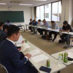 10/18 事故撲滅ミーティング  安全衛生委員会・管理者ミーティング