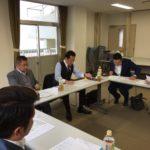 11/15 事故撲滅ミーティング・安全衛生委員会N・Mミーティング
